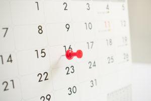 Kalendarz akcji – 1. półrocze